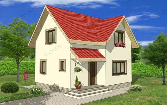 Case de vacanta mici