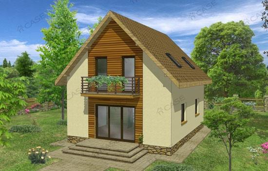 Casa de vacanta sau de locuit