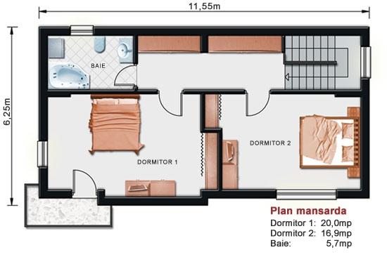 Case moderne proiect
