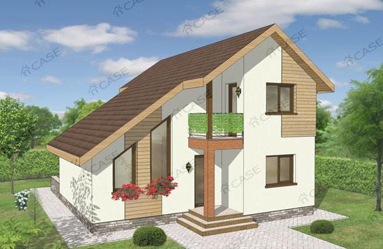 Proiect De Casa Mica P M 2 020 Ncase Ro