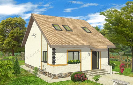 Proiecte ncase archive magazin online proiecte case si vile - Terenes casa rural ...
