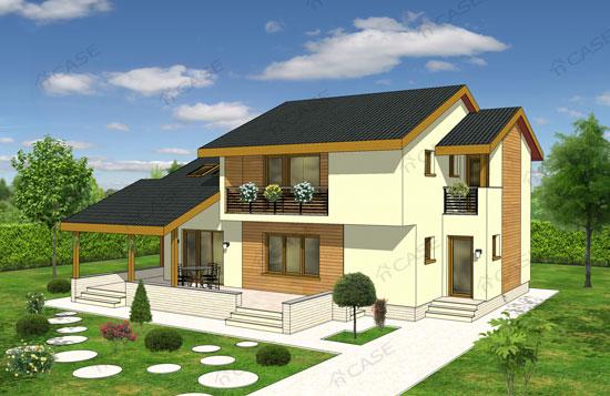 Vila moderna #3-023