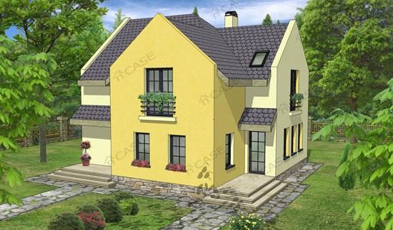 1-1 casa cu multe bai