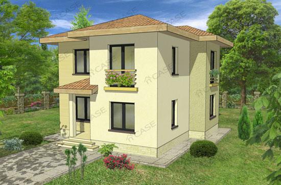 Casa mediteraneana #2-005