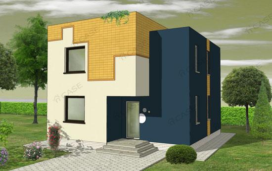Casa cubista #3-022