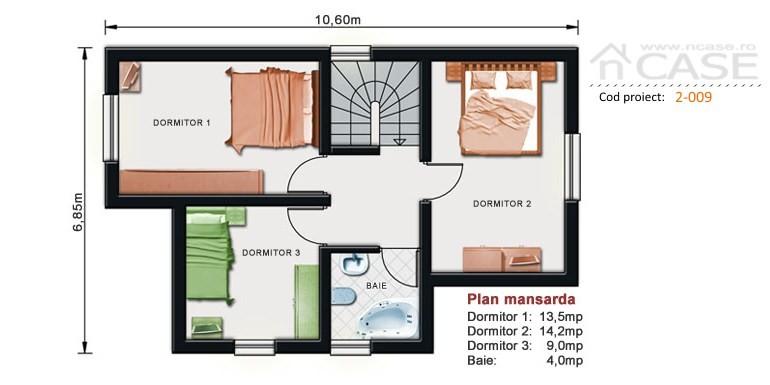 mansarda 2-009