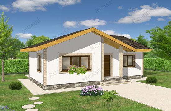 Casa parter #1-012