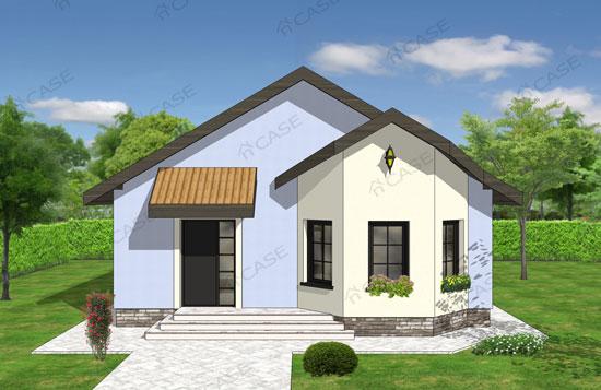 Model casa parter #1-010