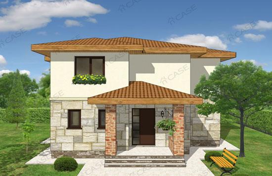 Vila mediteraneana #3-029