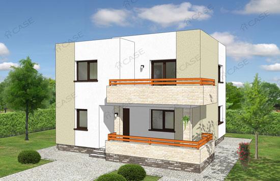 Casa cubista #2-024