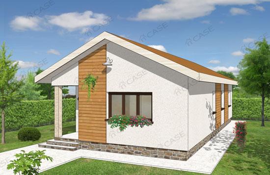 Casa parter #1-014